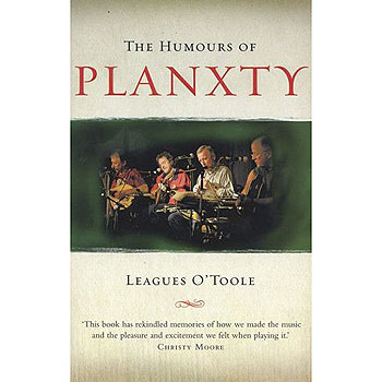 The Humours of Planxty (Hardback)