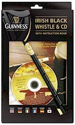 Guinness Black Whistle Triple Learning Pack (CD, Tutor Book & Whistle)