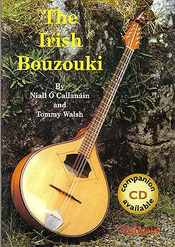 The Irish Bouzouki Tutor Learners Book (by Naill O