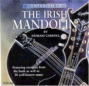Irish Mandolin Companion CD