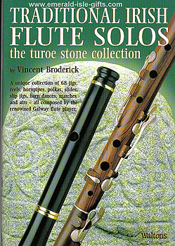 Traditional Irish Flute Solos Book