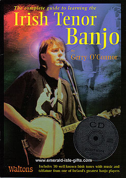 Irish Tenor Banjo Learner CD Edit.
