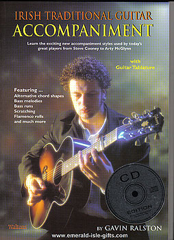 Irish Traditional Guitar Tutor CD Edit. (Combined Book & CD)