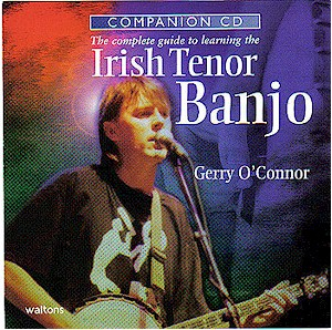 Irish Tenor Banjo Learning CD