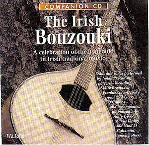 The Irish Bouzouki Companion CD (by Naill O