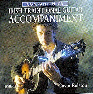 Gavin Ralston Irish Traditional Guitar CD (Companion CD for book)