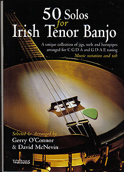 50 Solos Irish Tenor Banjo