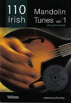 110 Irish Mandolin Tunes Volume 1 CD Edit.