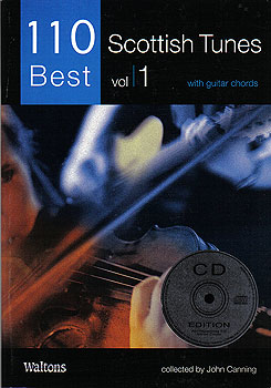 110 Best Scottish Tunes Vol 1 CD Edit