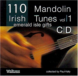 110 Irish Mandolin Tunes Vol 1 CD