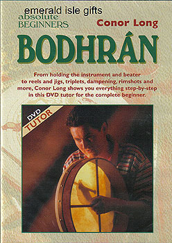 DVD Tutor - Absolute Beginners Bodhran