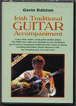DVD Tutor - Irish Traditional Guitar (by Gavin Ralston)