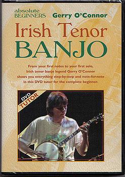 DVD Tutor - Beginners Irish Tenor Banjo (for absolute beginners)