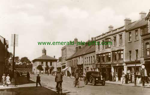 Antrim Town - High St 1930