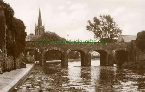 Antrim Town - Massereene Bridge