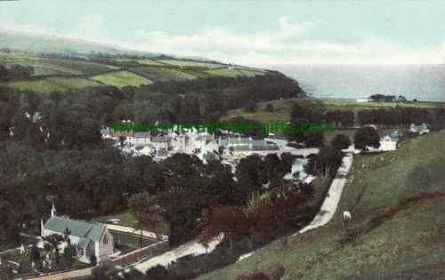 Cushendall - Antrim - old photo