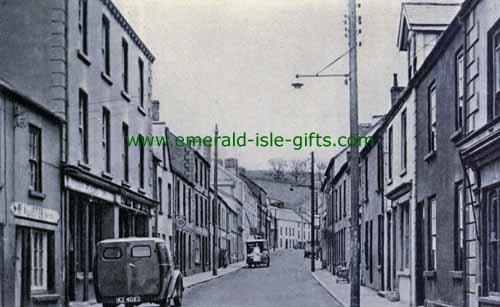 Glenarm - Antrim - B/W