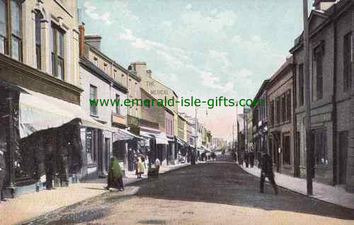Larne - Antrim - street view