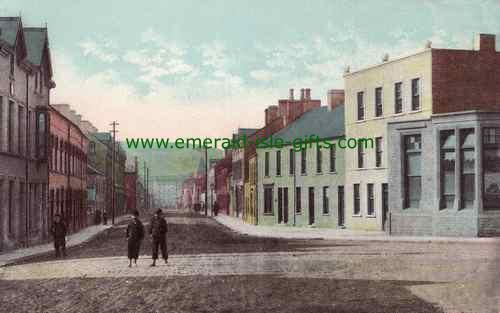 Larne - Antrim - color Main St