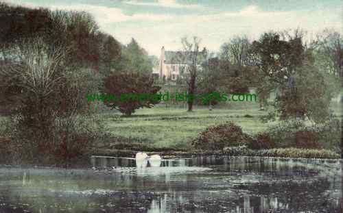 Ballymena - Antrim - Gardens & Lake