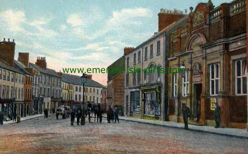 Armagh Town -  English St