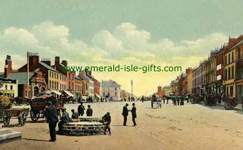 Lurgan - Armagh -  Market