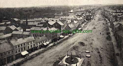 Lurgan - Armagh - Elevated