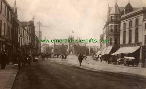 Portadown - Armagh - Market St