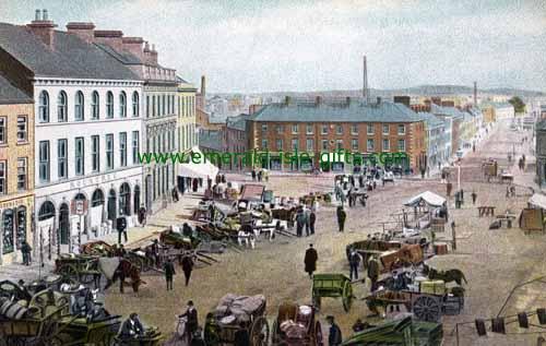 Portadown - Armagh - Market Day