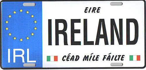 Ireland Cead Míle Fáilte