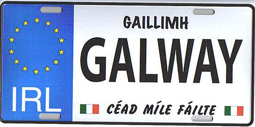 Galway Cead M�le F�ilte