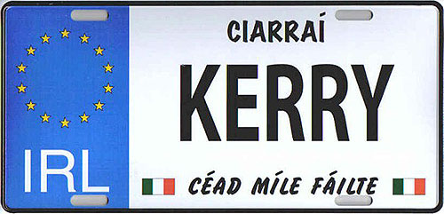 Kerry Cead M�le F�ilte