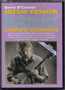 DVD Tutor - Irish Tenor Banjo Techniques