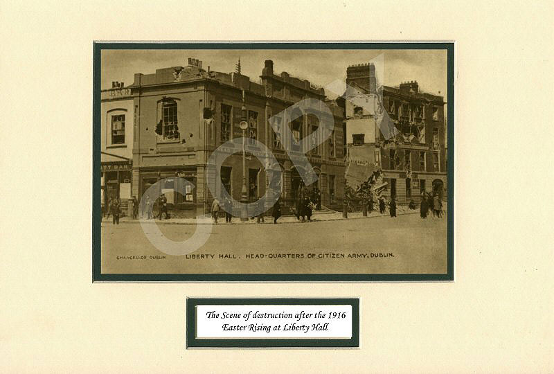Easter rising 1916 easter rising 1916 ruins of liberty hall dublin easter rising 1916 liberty hall dublin negle Images