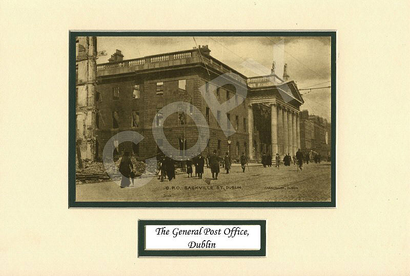 The GPO: After the Rising