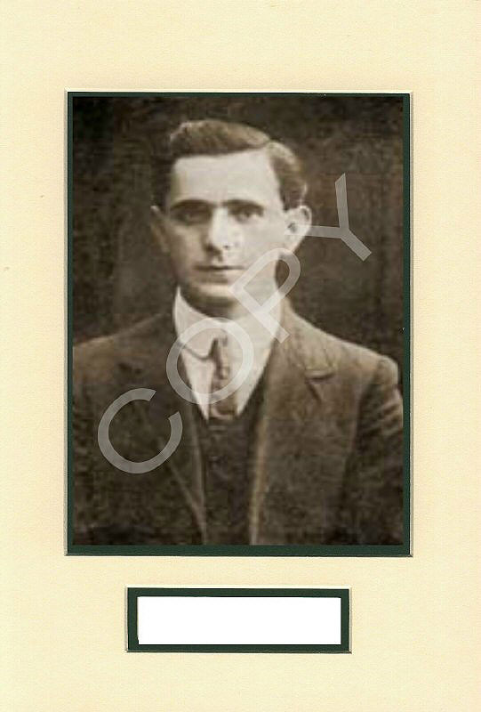 Irish historical figures sean macdiarmada portrait easter 1916 rising sean macdiarmada easter 1916 rising negle Images
