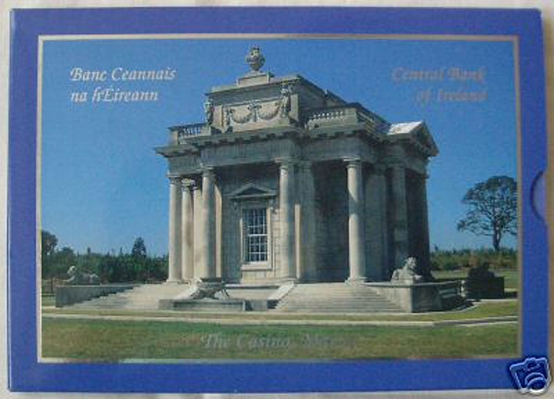 2003 Ireland Central Bank Official Euro Pack