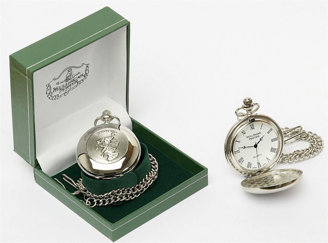 Pewter Watches Clocks Compasses Scottish Piper Pewter