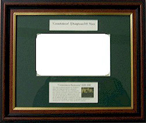 Frame for Ploughman £1 Note
