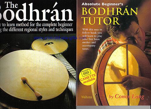 Bodhran Learner Special - 2 Books (Bodhran Tutor Books)