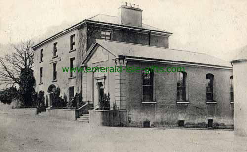 Bagnalstown -  Carlow - Bank Of Ireland