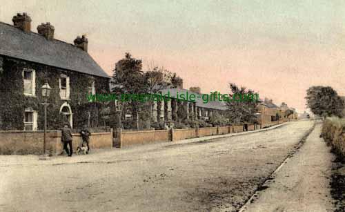 Bagnalstown - Carlow - Royal Oak Rd