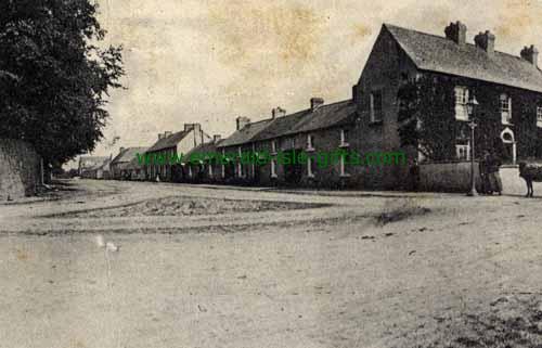 Bagnalstown - Carlow -  Church St Crossroads