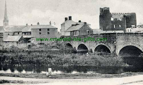 Carlow Town -  Graigue Bridge