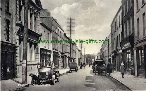 Carlow Town -  1940