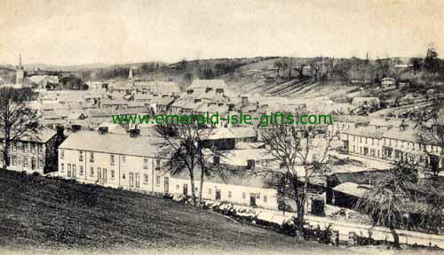 Cavan Town - Elevated View