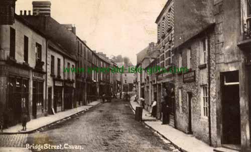 Cavan Town - Bridge Street