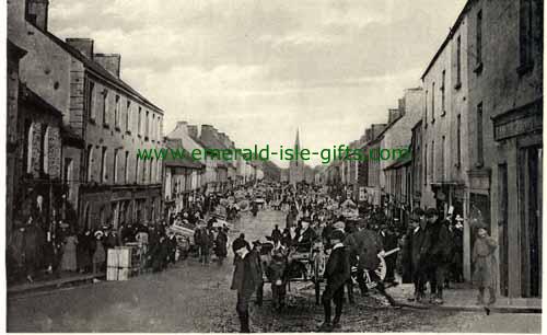 Cootehill - Cavan - Market Day