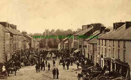 Killeshandra - Cavan - Main Street