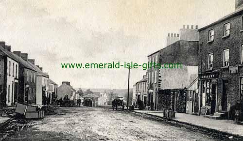 Shercock - Cavan - B/W Lough Sillan